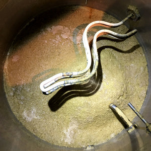 Hop Stopper 2.0 with custom dip tube (for Ss Brewtech kettles up to 30 gallons)