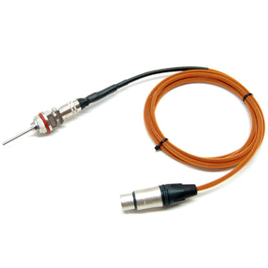 "Electric Brewery temperature probe, M14x1.5 Metric, 2"" probe length (Pre-Assembled)"