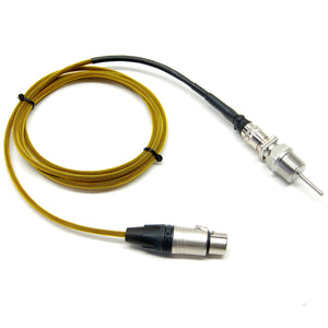 "Electric Brewery temperature probe, 1/2"" NPT, 1.5"" probe length (Pre-Assembled)"