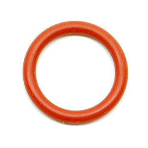 "Silicone high temperature o-ring (13/16"" ID, 1-1/16"" OD, 1/8"" thick, AS568A Dash No. 211, Durometer hardness A70, FDA compliant, -65F to +450F)"