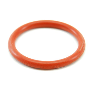 "Silicone high temperature o-ring, 1-3/16"" ID x 1-7/16"" OD x 1/8"" width, AS568A Dash No. 217, Durometer hardness A70, FDA compliant, -65F to +450F"