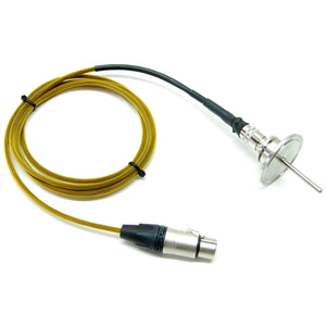 "Electric Brewery temperature probe, Tri-Clamp, 1.5"" flange (Pre-Assembled)"
