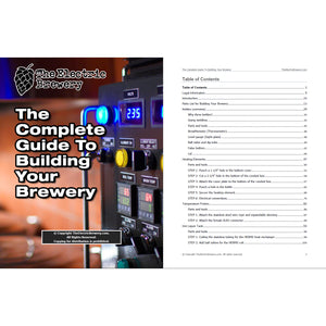 The Complete Guide to Building Your Brewery