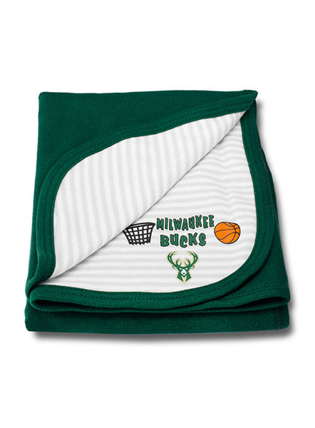 Outerstuff Lil' Rebounder Milwaukee Bucks Blanket