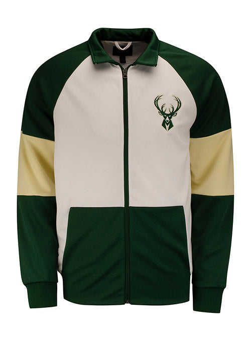 G3 Warm Up Milwaukee Bucks Full Zip Jacket