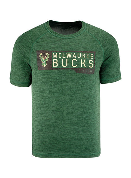 Majestic Victorious Finish Milwaukee Bucks T-Shirt