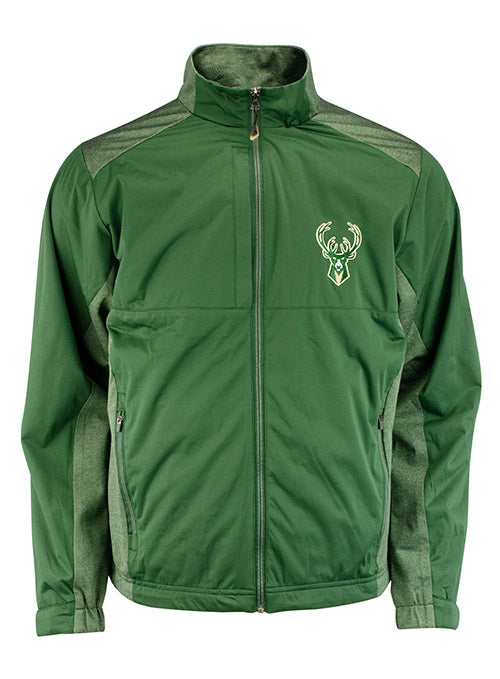 Antigua Revolve Icon Milwaukee Bucks Jacket