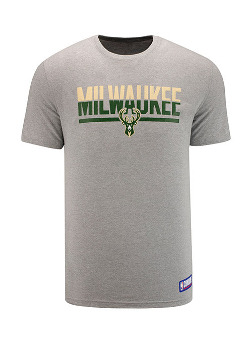 Under Armour Combine Split City Milwaukee Bucks T-Shirt