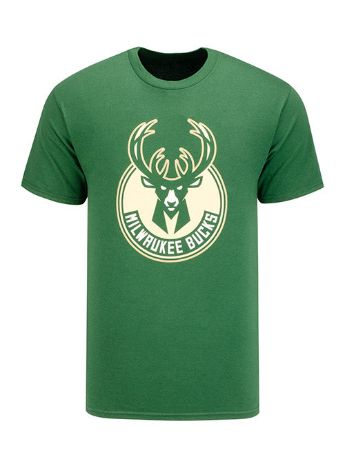 Fanatics Giannis Antetokounmpo Vertical Backer Milwaukee Bucks T-Shirt