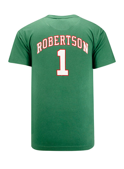 Mitchell & Ness Hardwood Classics Oscar Robertson Milwaukee Bucks T-Shirt