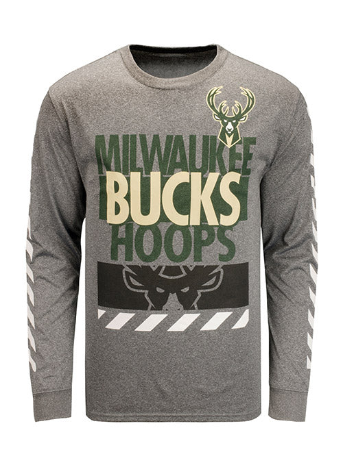 Unk Pyrex Vision Milwaukee Bucks Long Sleeve T-Shirt