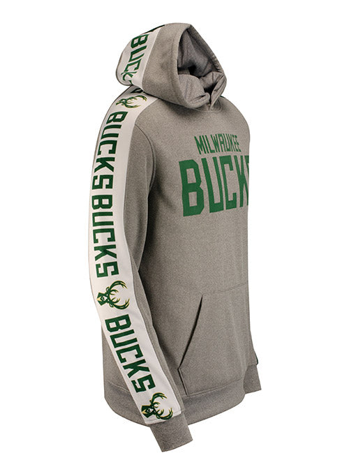 Unk Axis Milwaukee Bucks Hooded Sweatshirt