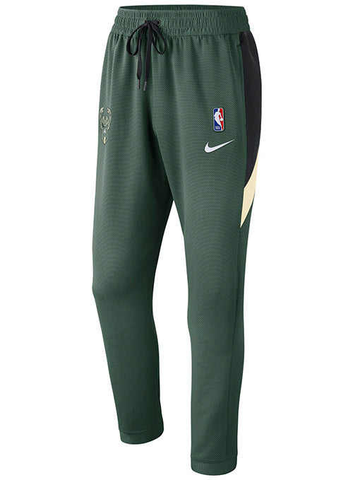 Nike Therma Flex Showtime Milwaukee Bucks Pants