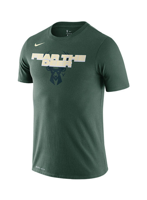 "Nike ""Fear the Deer"" Mantra Milwaukee Bucks T-Shirt"