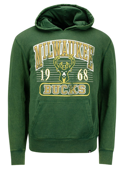 '47 Vintage Tubular Collection Crosby Milwaukee Bucks Sweatshirt