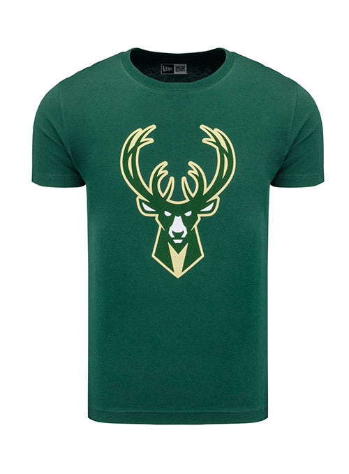 New Era Icon Player Brook Lopez Milwaukee Bucks T-Shirt