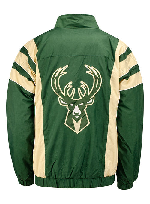 Starter Impact Milwaukee Bucks Pullover Jacket