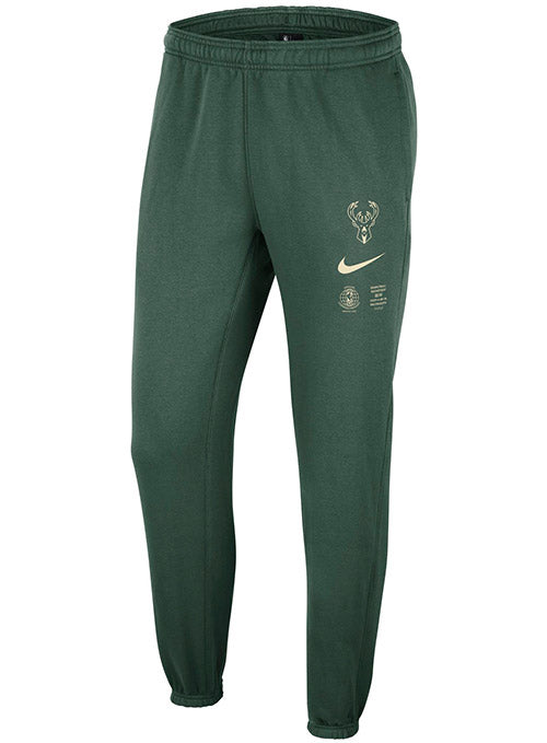 Nike Courtside Milwaukee Bucks Pant
