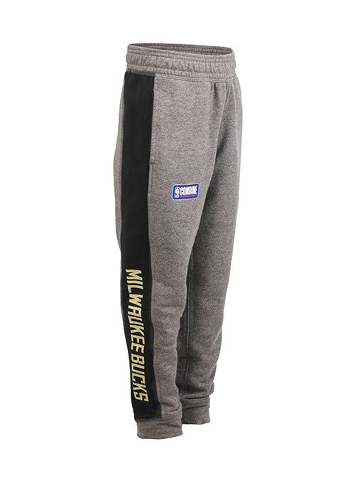 Youth Under Armour Season Jogger Milwaukee Bucks Pants