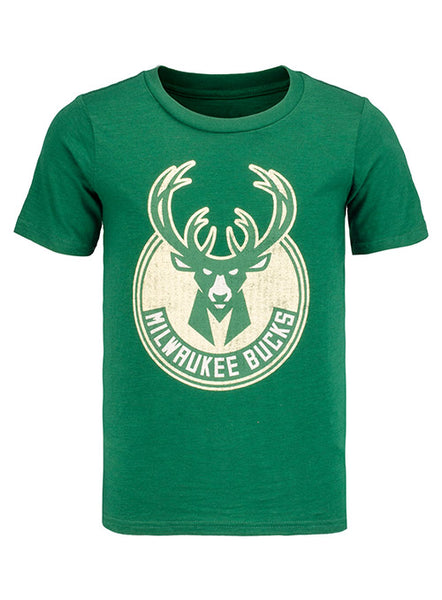 Youth Outerstuff Classic Milwaukee Bucks T-Shirt