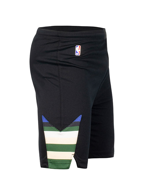 Youth Nike Swingman Statement Edition Milwaukee Bucks Shorts