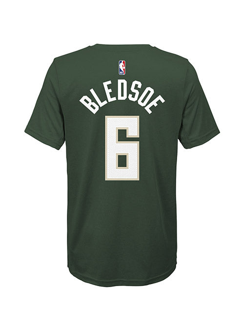 Youth Nike Eric Bledsoe Icon Milwaukee Bucks T-Shirt