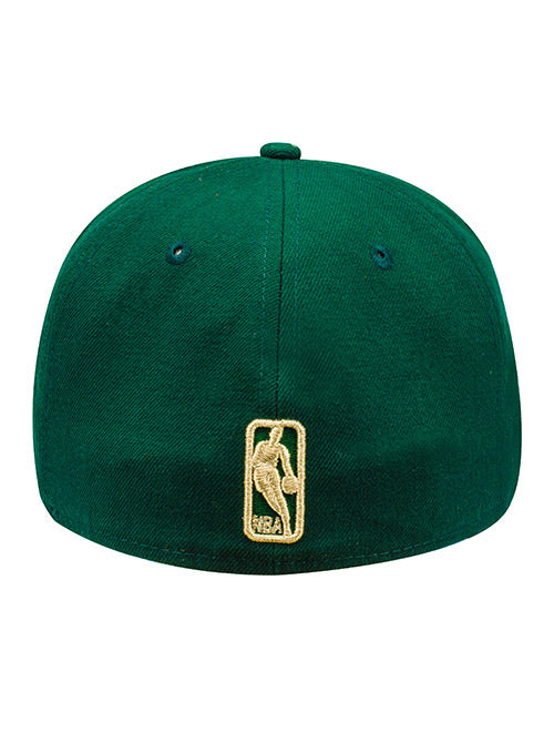 New Era Metallic Jersey Fitted Cap
