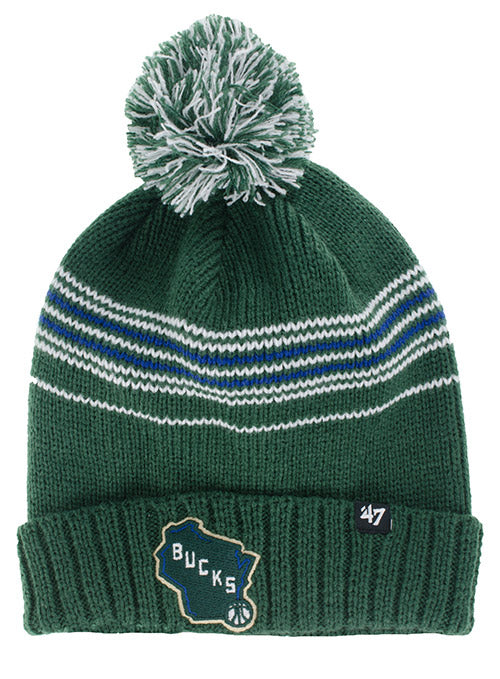 Women's '47 Addison Icon Milwaukee Bucks Knit Hat