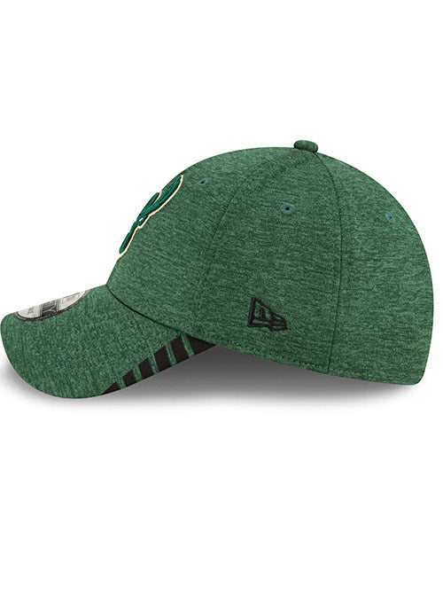 New Era Visor Trim Icon Milwaukee Bucks Adjustable Cap