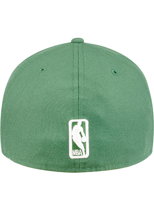 New Era 2-Tone Icon Milwaukee Bucks Fitted Cap