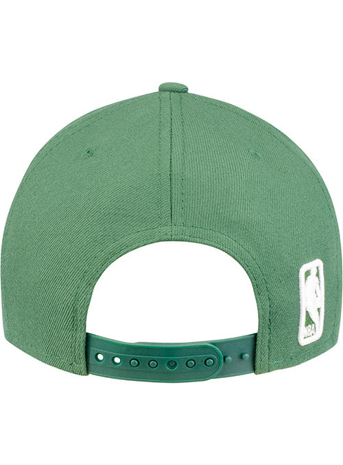 New Era Green Icon Milwaukee Bucks Snapback Cap