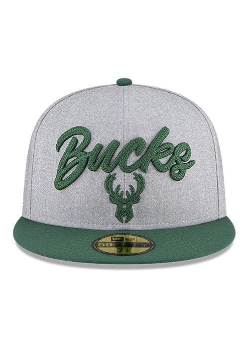 New Era 2020 Draft Milwaukee Bucks Fitted Cap