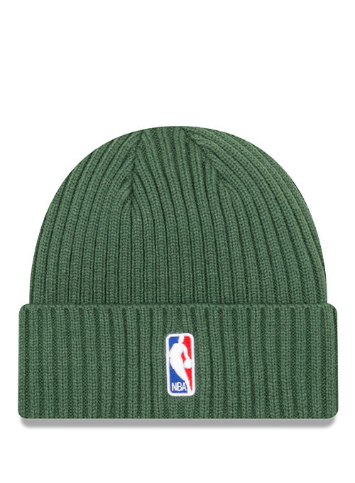 Youth New Era 2020 Draft Milwaukee Bucks Knit Hat