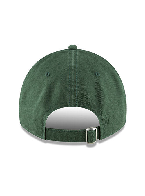 New Era Playoffs 2020 On Court Milwaukee Bucks Adjustable Cap