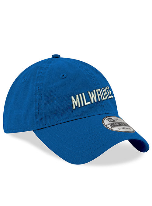 New Era City 20-21 Milwaukee Bucks Adjustable Cap