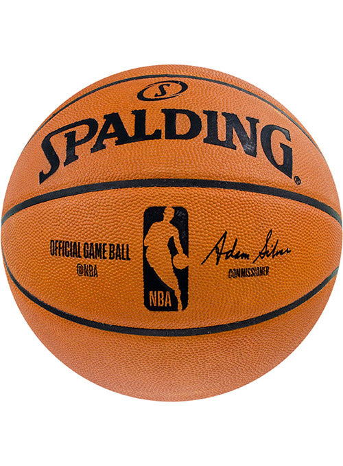 Spalding Official Game Full Size Basketball