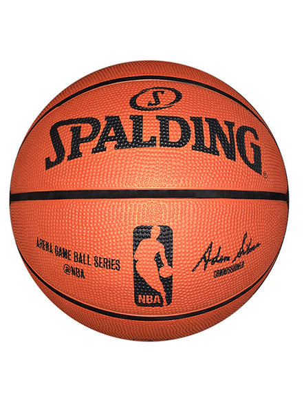 Spalding Replica NBA Rubber Basketball