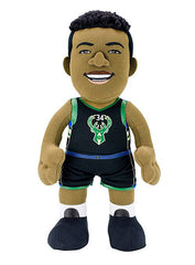 Bleacher Creatures Giannis Statement Milwaukee Bucks Plush Doll