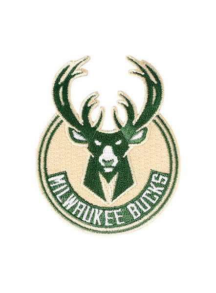 Emblem Source Global Milwaukee Bucks Patch