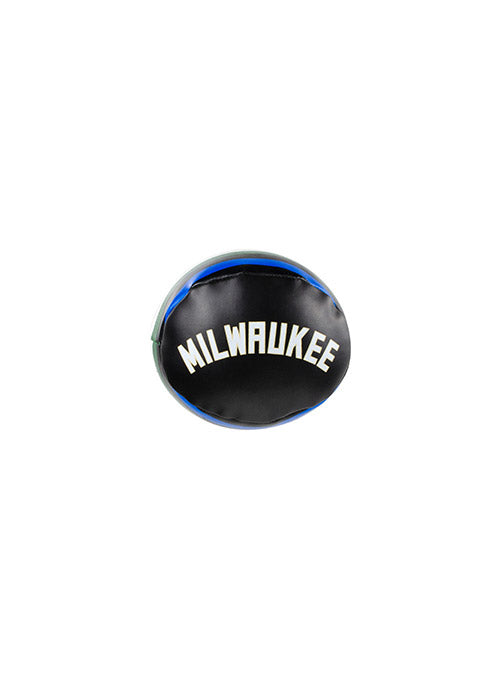 Rawlings Statement Edition Slam Dunk Milwaukee Bucks Hoop Set