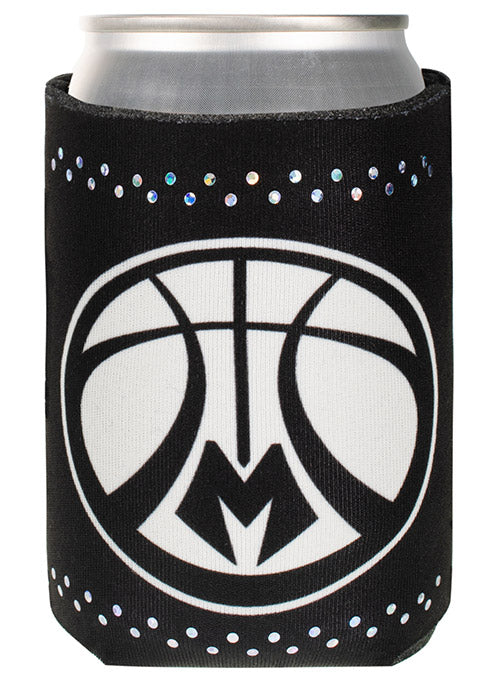 Wincraft Bling Ball Milwaukee Bucks Koozie