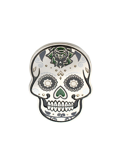 Wincraft Sugar Skull Milwaukee Bucks Pin