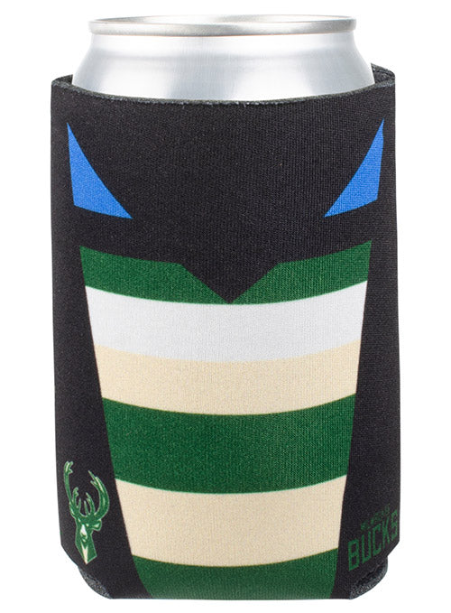 Wincraft Statement Edition Icon Milwaukee Bucks Koozie