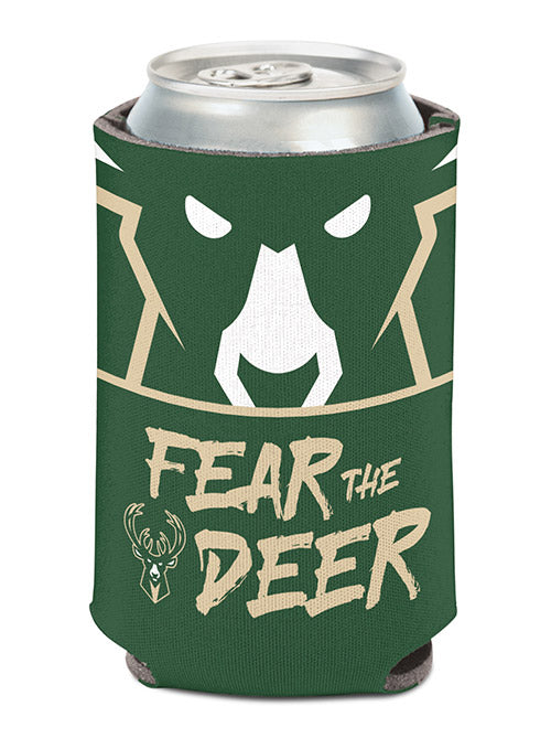 Wincraft Playoffs 2020 Disney Milwaukee Bucks Koozie