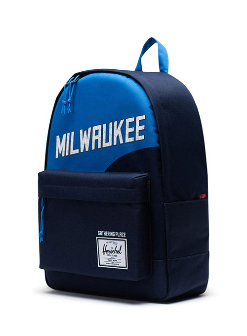 Herschel 20-21 City Edition Milwaukee Bucks Backpack