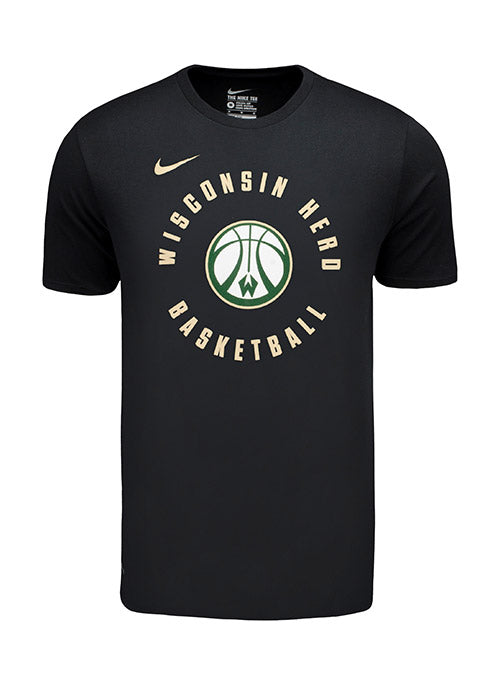Nike Circle Wisconsin Herd T-Shirt