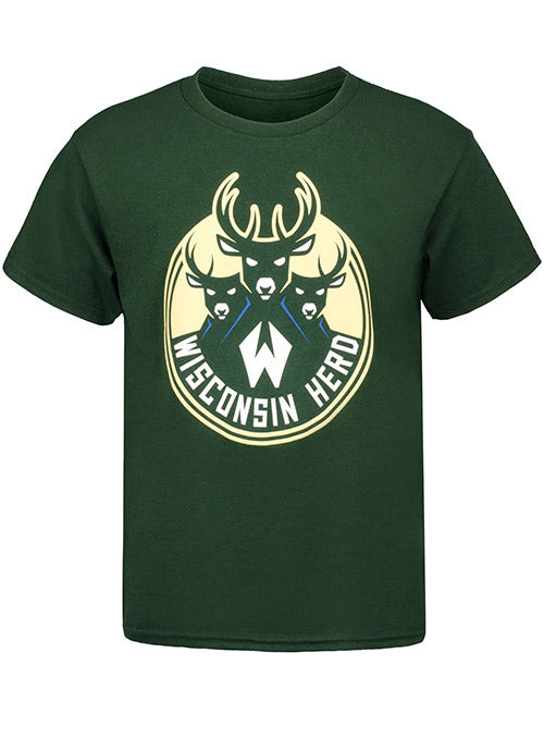 Youth IOTG Primary Wisconsin Herd T-Shirt
