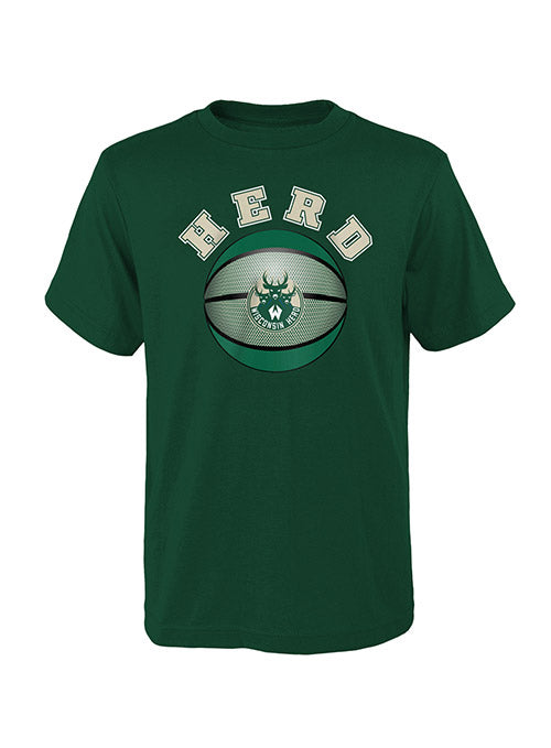 Youth Outerstuff Bold View Wisconsin Herd T-Shirt