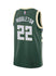Nike Khris Middleton Icon Swingman Milwaukee Bucks Jersey