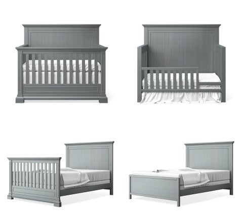 Jackson 4 in 1 Convertible Crib